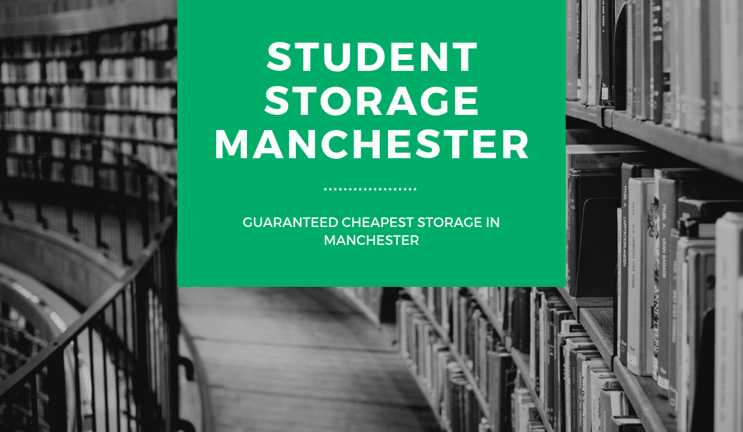 Why Choose Student Storage?