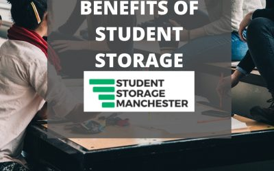 Benefits of Student Storage Manchester