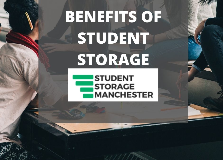 Benefits of Student Storage